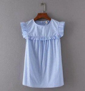 Блуза летняя (хлопок)