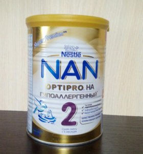 Детское питание NAN гипоаллергенный