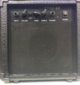 Гитарный комбик G10 новый