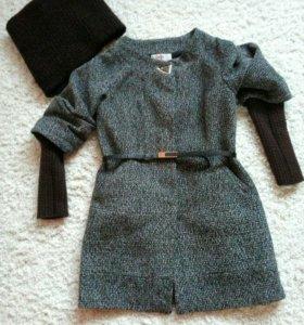 Теплое пальто , 2500