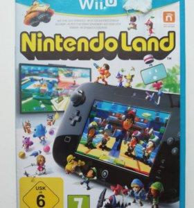 Игра NintendoLand (Nintendo WII U)