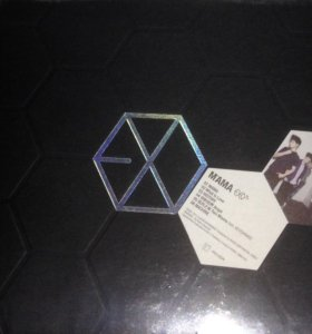 "Exo-M мини-альбом ""MAMA"" CD"