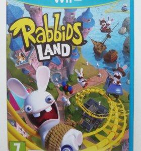 Игра Rabbis Land (Wii U)
