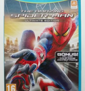 The Amazing Spider-man Ultimate edition (Wii U)