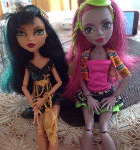 Куклы/monster hi/монстер хай