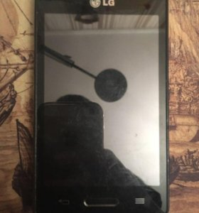 Телефон LG-E440+SD карта памяти на 2GB