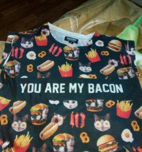 Tambler футболка с классным принтом
