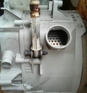 Бак стиральной машины Занусси в сборе