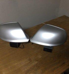 Накладки Зеркала Audi sq5, Audi Q7, полированный а