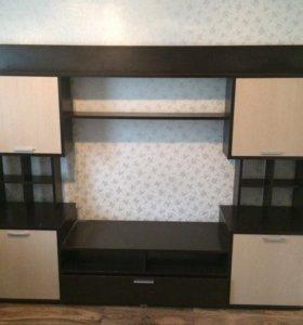 Стенка (шкаф / тумба) под телевизор ширина 2,4 м