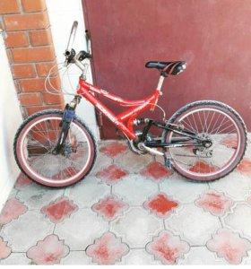 Велосипед скоростной макспро