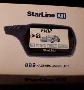 Брелок для автосигнализации StarLine A61