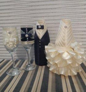 Свадебные украшения. Свадьба и аксессуары