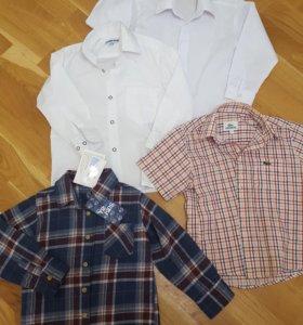 Рубашка р.98 до р.104