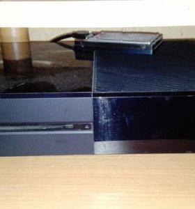 Xbox One 500gb + 1tb Обмен на пк