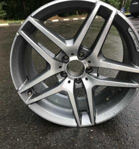 Диск R19 Mercedes AMG Оригинал