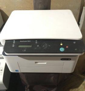 Xerox WorkCentre 3025 с wifi