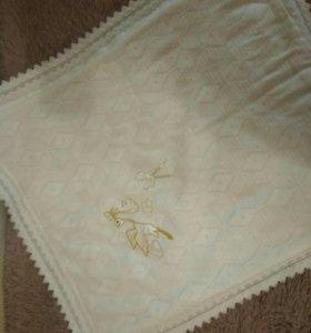 Одеяло на выписку (лето)