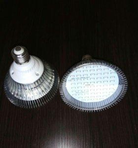 Фитолампа LED 60 Вт Е27