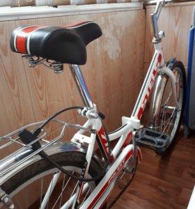 """Велосипед """" Стэлс"""" складной."""