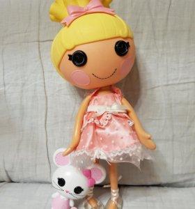 Кукла Лалалупси Золушка