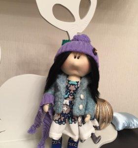 Авторская кукла, игрушка