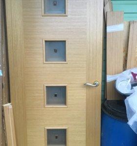 Двери межкомнатные (3 двери)