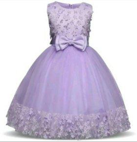 Детское платье прокат