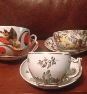Чайные пары ссср