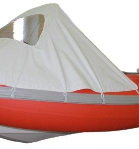 Лодка РИБ складной