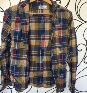 Рубашка мужская PULL & BEAR 38, M