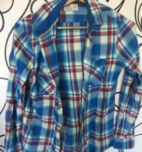 PULL & BEAR рубашка мужская 38 M