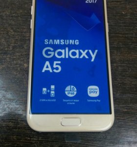 Смартфон Samsung A5 (2017) без торга и обмена