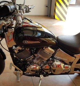 Yamaha XVS 400 Dragstar Custom