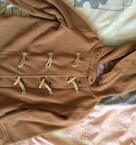 Флисовая курточка на 110 см Некст