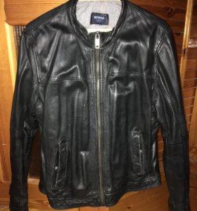 Кожаная куртка Mcneal