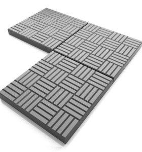 Плитка тротуарная «Паркет»