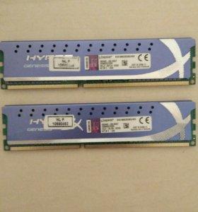 Kingston KHX1866C9D3K2/4GX DDR3 DIMM 1866 МГц