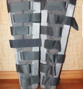 Туторы ортопедические для фиксации колена