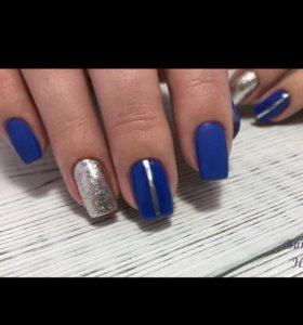 Нарашивания ногтей