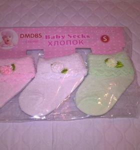 носочки для девочки