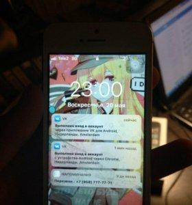 Iphone 5s iphone 5 без дисплея + корпус и дисплей