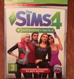 Sims 4 Антология!СРОЧНО!