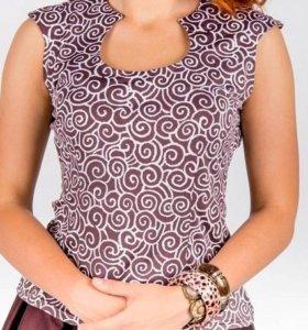 Блузка 48 размера