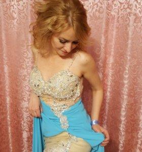 Платье для свадебного торжества, выпускного