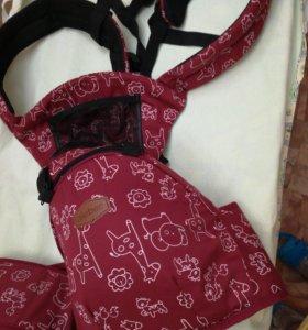 Эрго рюкзак для переноск малышей от 6 мес до 3 лет