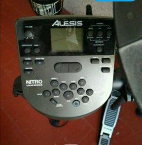 Электронные барабаны Alesis Nitro Kit