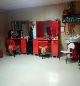 Готовый бизнес-Салон красоты