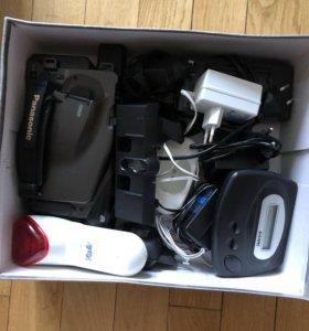 Видеокамера кассетная, определитель номера, лазер
