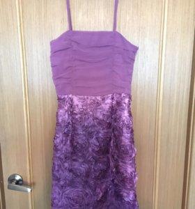 Новое платье праздничное р.164
